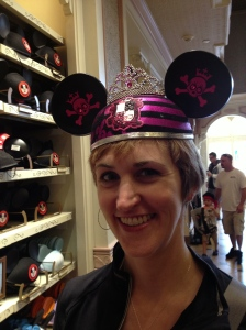 Wish I'd had these Princess Pirate ears for my pink pirate birthday party this year!