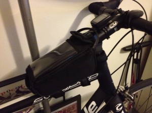 New Bag - Mostly for Long Rides