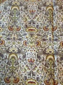 Print corduroy from Elegant Fabrics