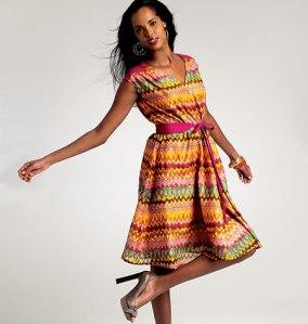 Vogue 8807 Dress