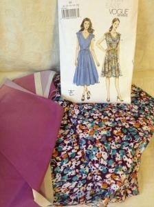 Silky Dress 1