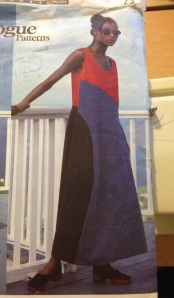 Yeah, I really want to make this dress...