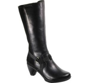Merrell Evera Amp - a very work appropriate dressy black boot.