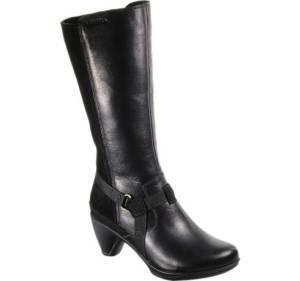 Merrell Evera Amp - a very work appropriate dressy black boot.