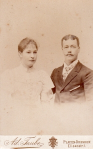 My Great-grandparents, the Schuberts