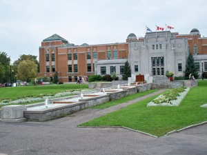 Montreal's Jardin Botanique