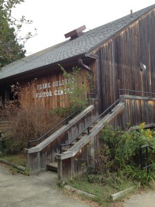 A lovely SAG stop at a nature center.
