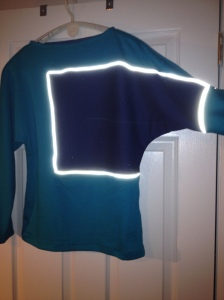 ColorBlock top reflective