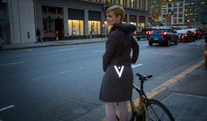 The reflective pocket on the Betabrand Bike to Work Skirt makes me so happy! Image from Betabrand website.