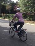 Easy for biking