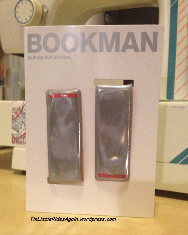 Bookman Clip on Reflectors_1