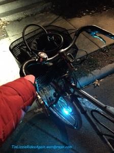 Blue light option