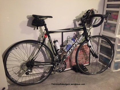 Allow me to reintroduce you to Donner, my roadbike!