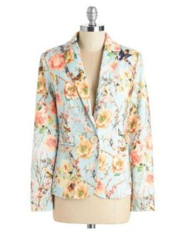 ModCloth Weeday Work Blazer