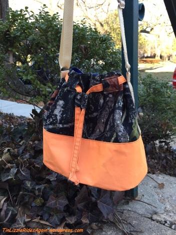 Camo Bucket Bag 2