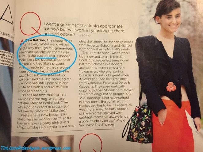 Even the Lucky magazine editors say so!