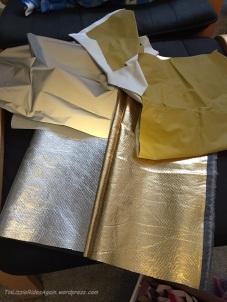 Future gold clutch purse?