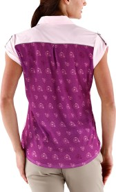 REI Novara Aldenwald Bike Top - cute back!