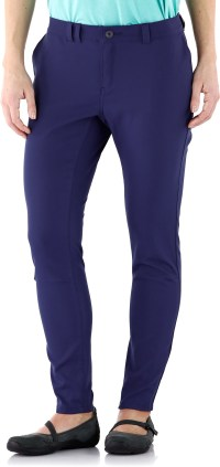 REI Novara Tuxedo Park Bike Pant in Berry Blue