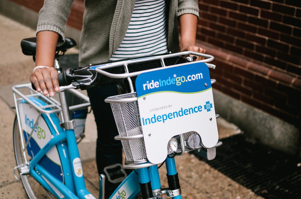 Indego Bike 1