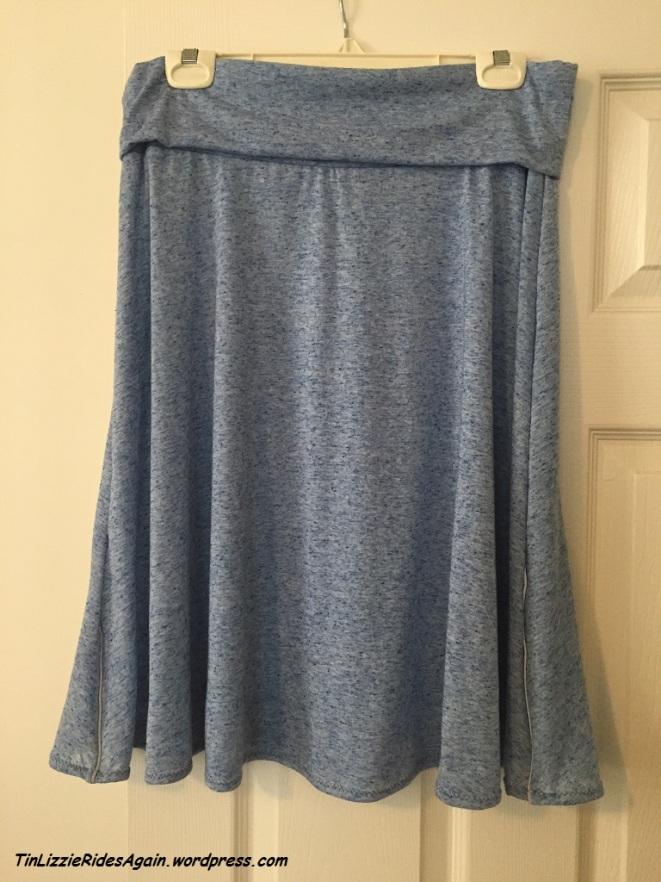 Knit Skirt 1