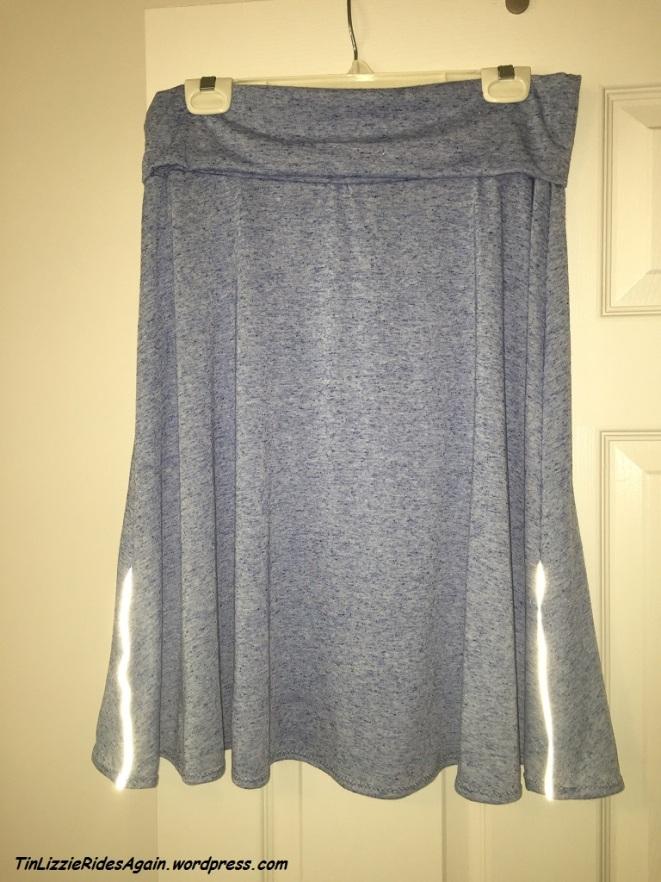 Knit Skirt 2