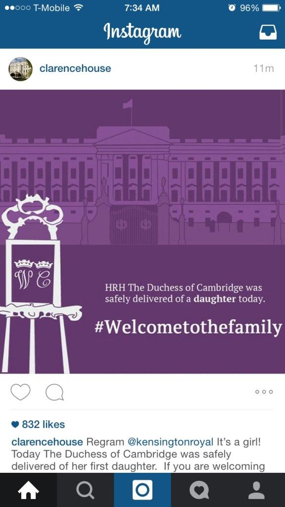 Princess Cambridge