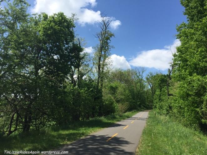 W&OD Trail 2