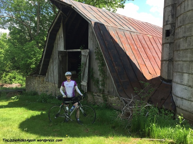 W&OD Trail Barn
