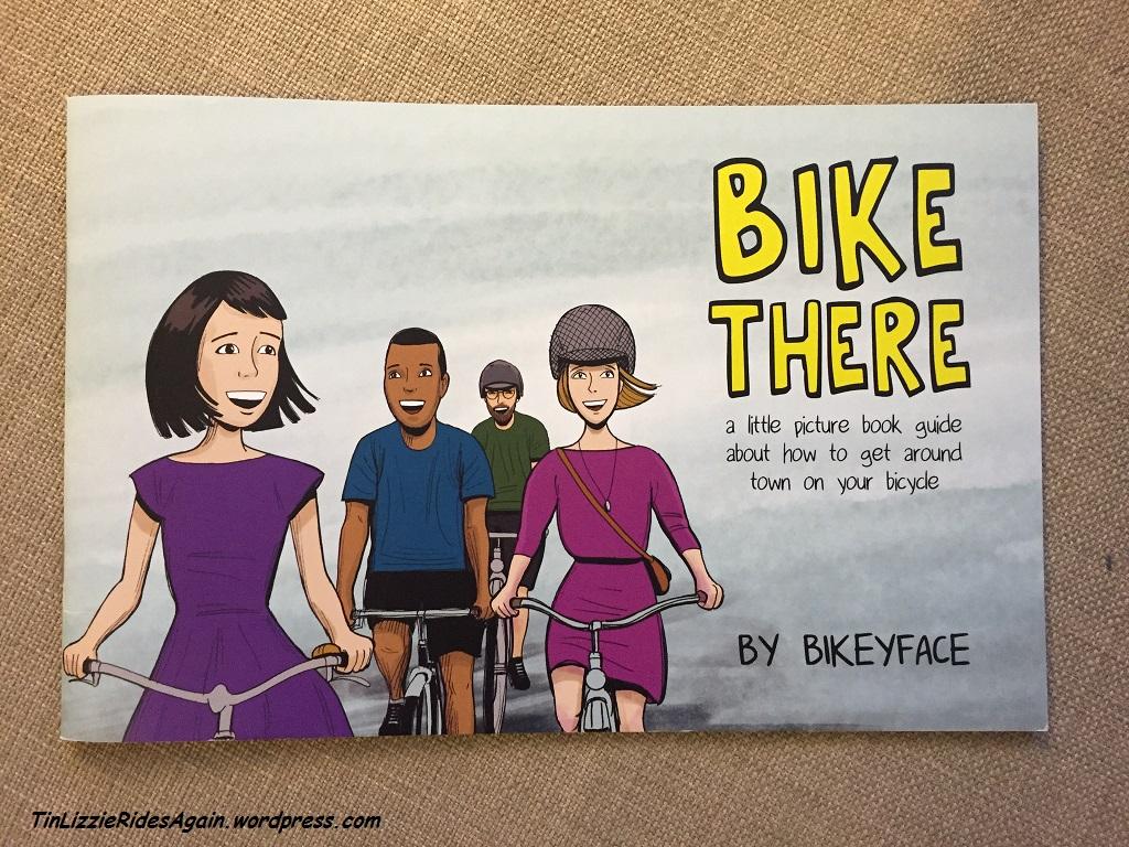 Bike There Bikeyface book