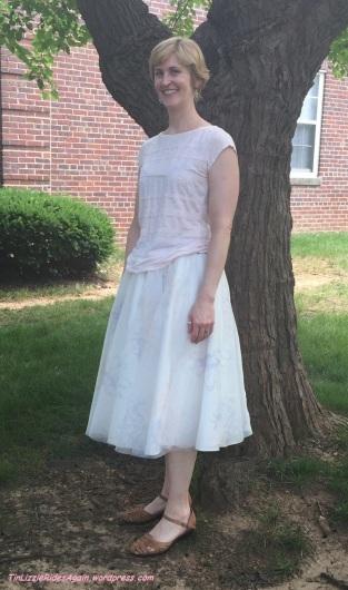 Wedding Skirt 1