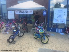 Bicycle Rodeo, with help from Phoenix Bikes