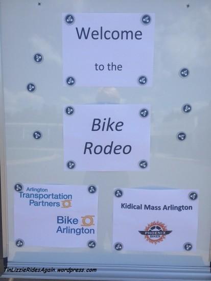 Bike Rodeo!