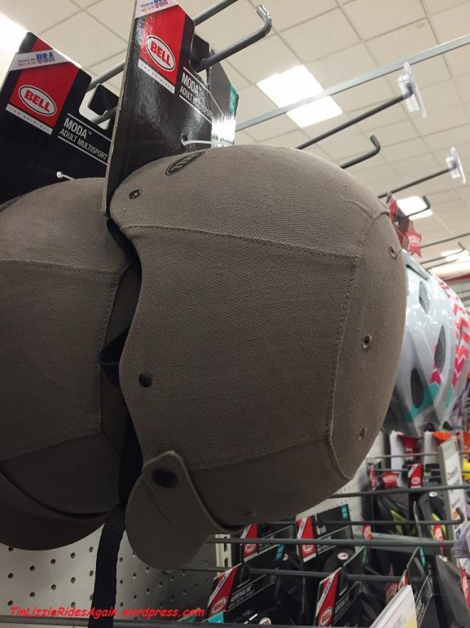 Target Bell Bike Helmet