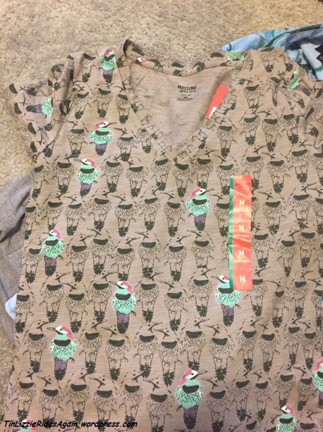 Target Flicker Tee Shirt