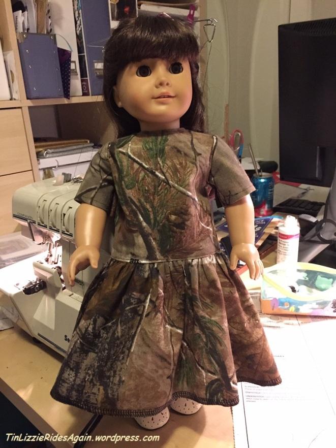 Doll Dress 8