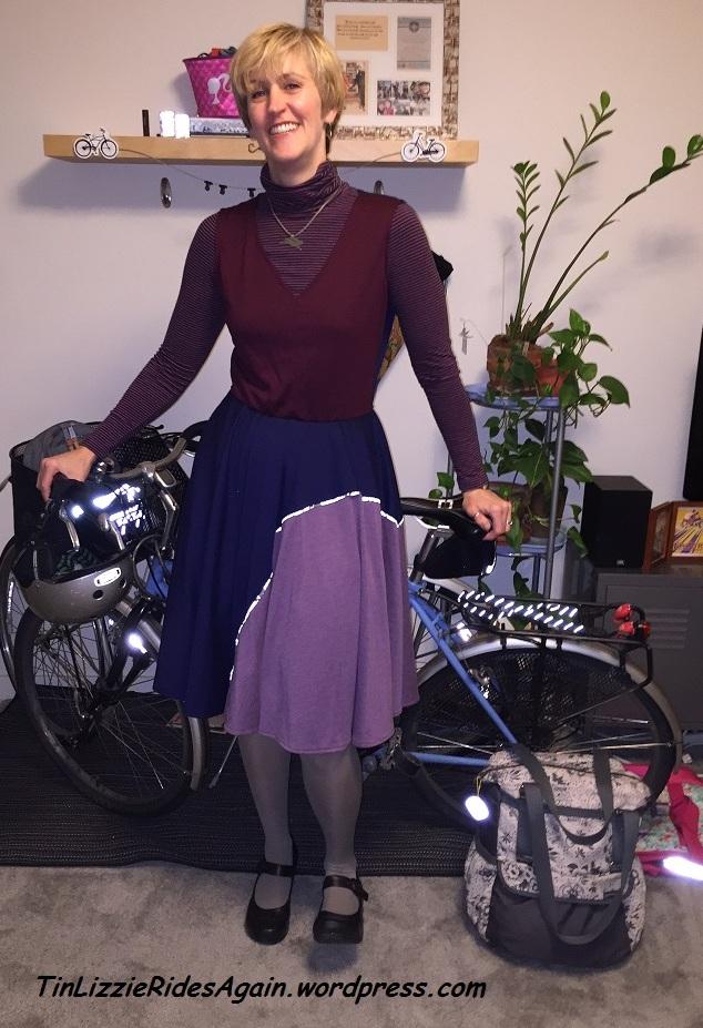 MeMade Challenge Day 2 - McCalls 7160 Color Block Dress