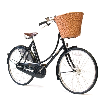 "Classic girlie step-through bike, the Pashley Princess. I mean, it's called ""the Princess""! At least it isn't pink."