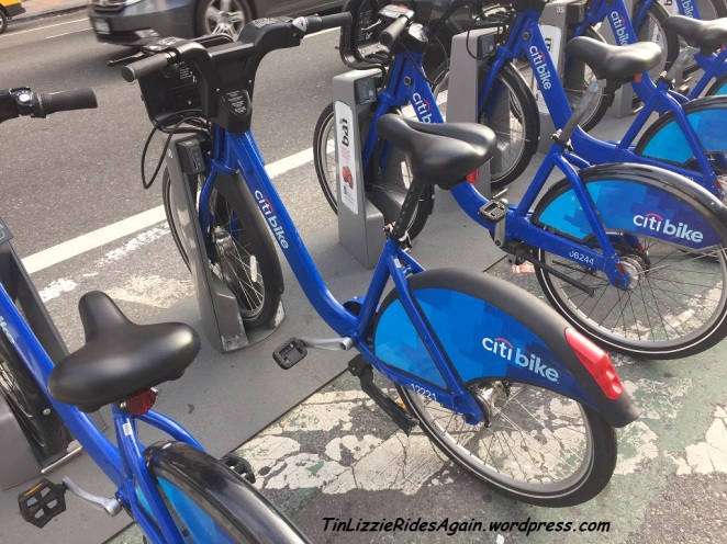 New Citibike Design