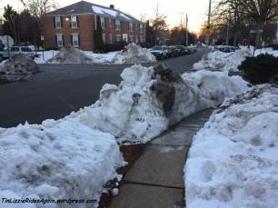 Snow Piles 1