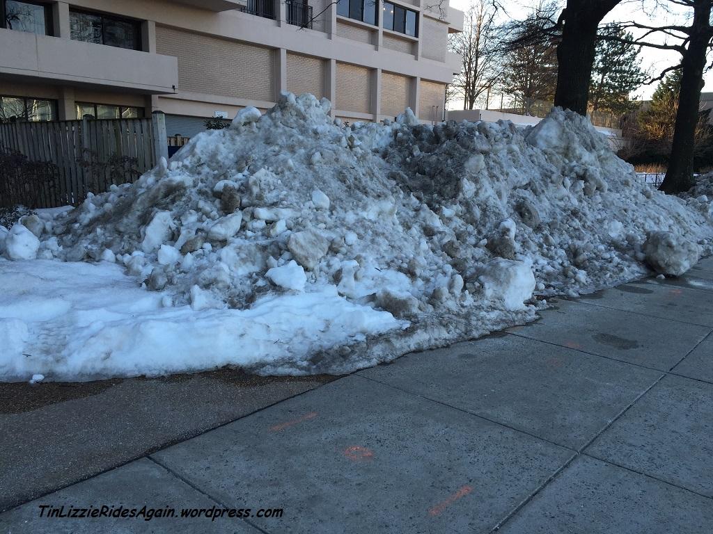 Snow Piles 3