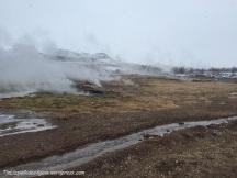 Geysir landscape
