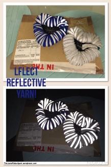 Reflective Yarn