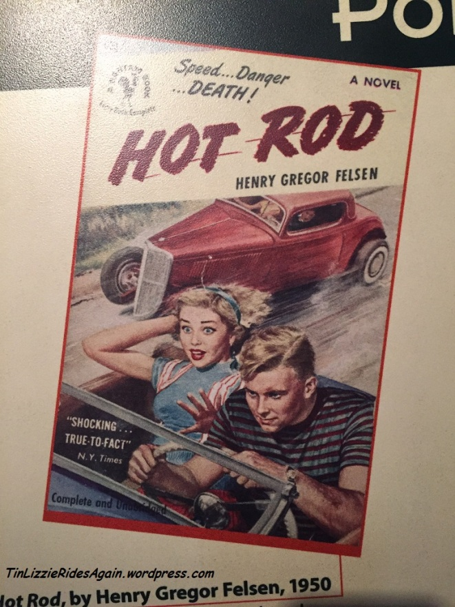 Hot Rod Novel