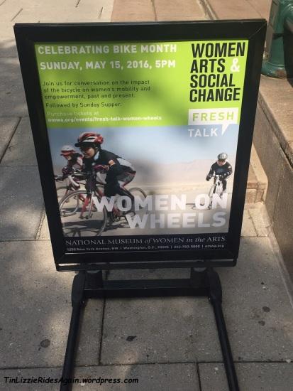 NMWA Bike Event 2