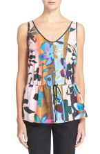 Nordstrom Clover Canyon Drawstring Tank