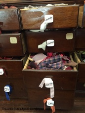 The Rabbits Lair Drawers