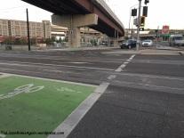 Bike Box Intersection
