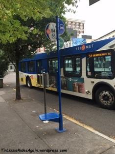 Bus Sign Seat