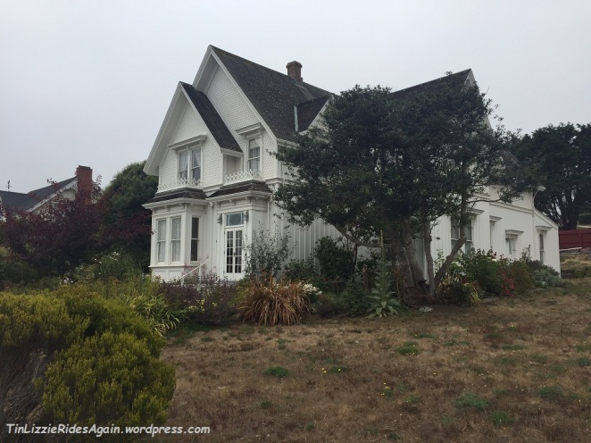Blair House, aka, Jessica Fletcher's house